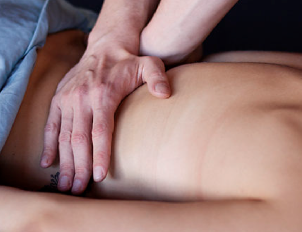 Low back Pain Massage | Deep Tissue Massage