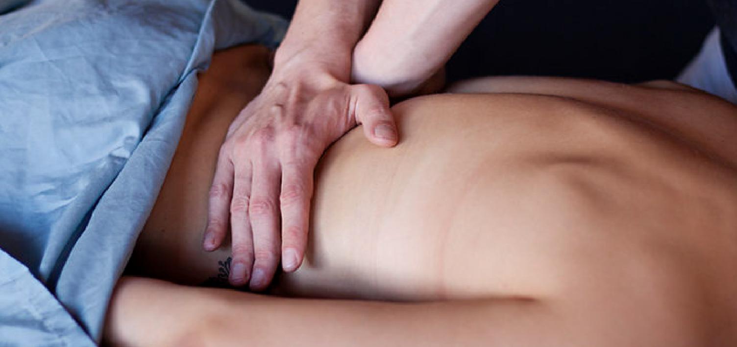 Low back Pain Massage | Deep Tissue Massage