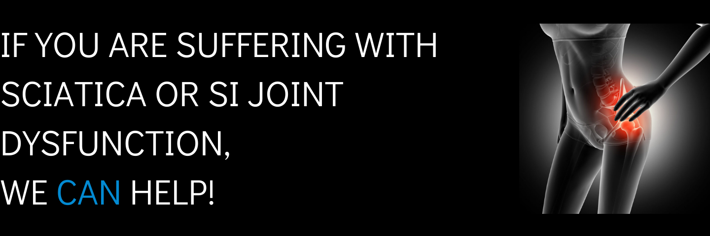 Massage Therapy for Sciatica Near Me | SI Joint Dysfunction Treatment